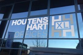 Raambelettering HHO XL