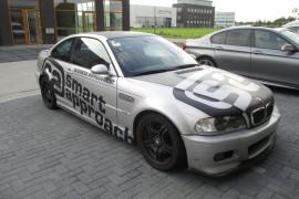 Carwrapping BMW 3