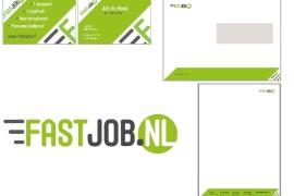 Huisstijlontwerp FastJob