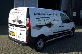 Autobelettering Renault Kangoo