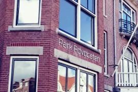 RVS gevelletters Utrecht