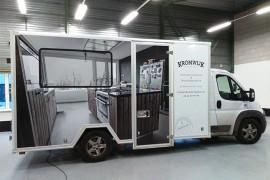 Bestickering Peugeot Kromwijk IJsselstein