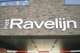 Naamsaanduiding Het Ravelijn Houten