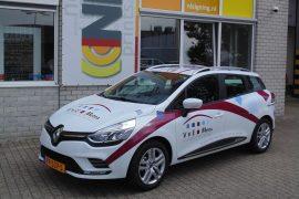 Belettering Renault Clio Estate