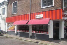 Retail signing Wijk bij Duurstede
