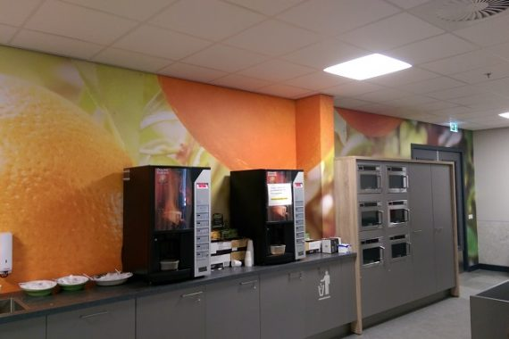 Wand prints Barendrecht