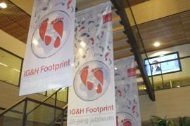 Banieren indoor IG&H
