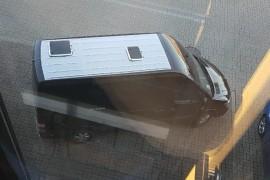 Wrappen dak Mercedes Sprinter