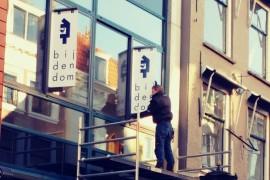 Banieren en raamborden Utrecht