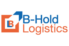 Logo ontwerp Vianen B-Hold Logistics