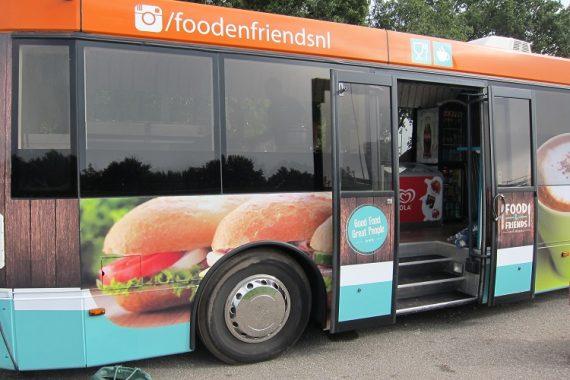 autobestickering bus